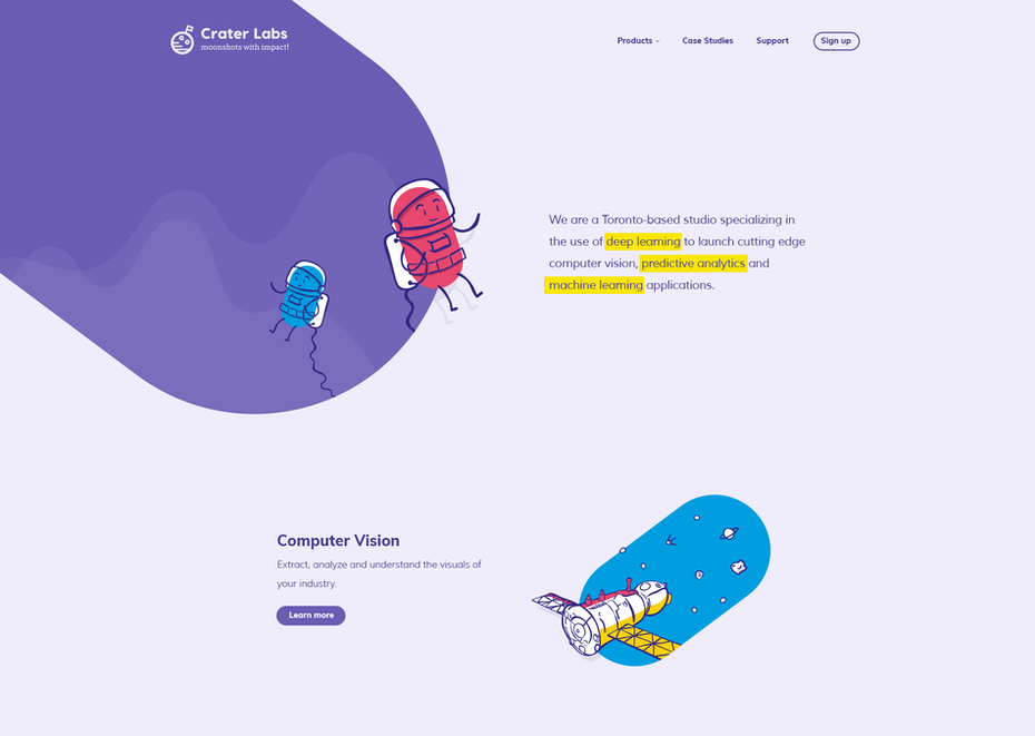 Imperfection web design 1